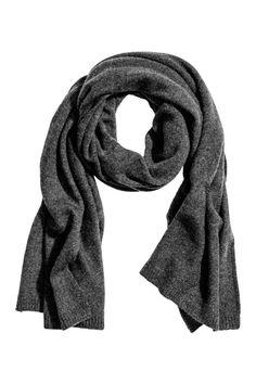 Кашемировый шарф | H&M