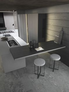 Nova, Modern Kitchen Design, Interior S, Conference Room, Kitchens, Lifestyle, Table, House, Furniture