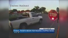 The San Marcos City Council passed an ordinance and installed security cameras on school buses to catch drivers who illegally pass those buses. Now police are ready to enforce that ordinance. | #trafficsafety #schoolbuses #childsafety #ordinances #laws #lawenforcement #driving