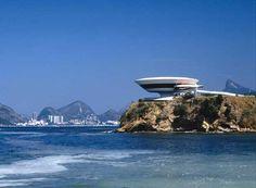 Oscar Niemeyer, uno de los padres de la arquitectura moderna