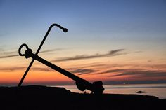 #anchor at #saxepoint #park #sunrise #VictoriaBC
