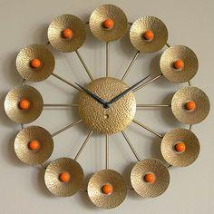 midcentury vintage wall clock - Retro Renovation