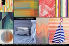 FASHION VIGNETTE: DESIGN COMPETITION // FRONT ROW SOCIETY - STRIKING STRIPES