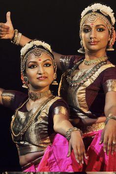 Bhavana and Yamini Reddy