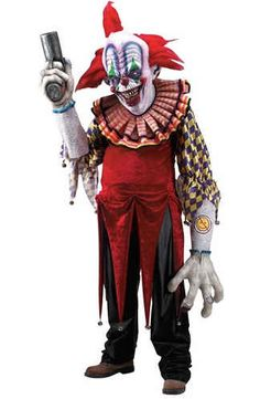 """""""Giggles the Clown Creature Reacher"""" aka """"Totally not a clown from Killer Klowns From Outer Space """" 