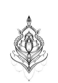Geometric Mandala Tattoo, Mandala Tattoo Design, Family Tattoo Designs, Family Tattoos, Tattoo Mandala Feminina, Flower Cover Up Tattoos, Baby Tattoos, Tatoos, Ozzy Tattoo