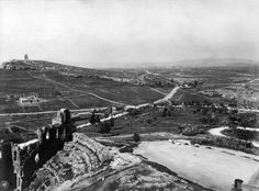 https://flic.kr/p/qmx71z | View towards Piraeus from the Acropolis, 1905 | Neue Photographische Gesellschaft A.G., Berlin - Steglitz.   Original scanned from MBE private collection.  Public Domain