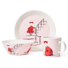 Moomin Mugs, Invisible Children, Tove Jansson, Kitchenware, Tableware, Barnet, Ultra Violet, Childrens Books, Decorative Plates