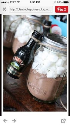 Hot Chocolate For Grown Ups Good Gift Idea For Christmas