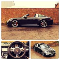 Porsche 911 (991) Targa 4S  #RePin by AT Social Media Marketing - Pinterest Marketing Specialists ATSocialMedia.co.uk