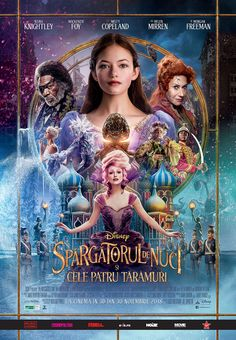 The Nutcracker and the Four Realms Full. Free HD in Walt Disney Pictures Online [Original.Walt Disney Pictures] The Nutcracker and the Four Realms fuLL OnLinE Movie Free Mackenzie Foy, Walt Disney Pictures, 2018 Movies, Movies Online, Rent Movies, Movie List, Movie Tv, Movie Info, Movie Songs