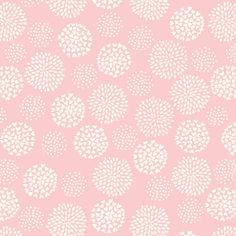 funny_bunny_love_pom_pom_pink fabric by stacyiesthsu on Spoonflower - custom fabric