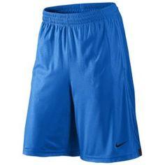 Nike Zone Short - Men's - Basketball - Clothing - Photo Blue/Black