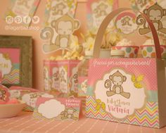 Girly Monkey - Lagartixa Shop