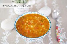Bulgurlu Sebze Çorbası Tarifi Nasıl Yapılır? Kevserin Mutfağından Resimli Bulgurlu Sebze Çorbası tarifinin püf noktaları, ayrıntılı anlatımı, en kolay ve pratik yapılışı.
