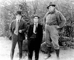 "Buster Keaton ""Hard Luck"" 1921 - Big Joe plays bad guy Lizard Lip Luke."