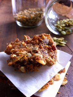 Gluten Free Nut Bars