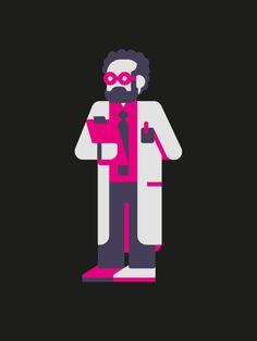 T-Mobile Illustrationen