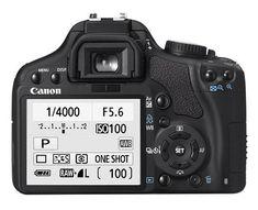 Cámara Reflex Canon EOS 450D + 18-55 IS