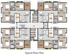 Sims 4 floor plan lovely the sims 4 floor plans Duplex Floor Plans, Hotel Floor Plan, Apartment Floor Plans, House Floor Plans, Apartment Ideas, Residential Building Plan, Building Plans, Building Design, Architecture Plan