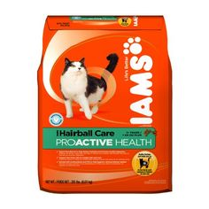 Iams Proactive Health Adult, Hairball Care,  20-Pound Bags *** Continue to the product at the image link.