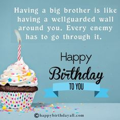 Happy Birthday Brother Messages, Happy Birthday Captions, Happy Birthday Love Quotes, Happy Birthday Greetings Friends, Wish You Happy Birthday, Birthday Wishes For Daughter, Birthday Wishes Funny, Happy Birthday Cakes, Cousin Quotes