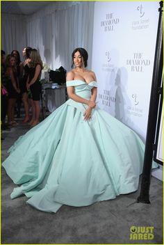 Cardi B Has a Cinderella Moment at Rihanna's Diamond Ball