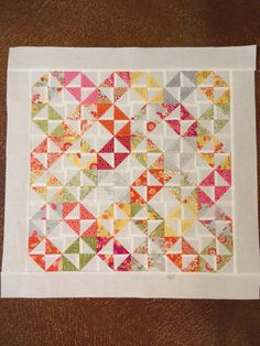 Little Bites by Carrie Nelson | The Moda Cutting Table blog