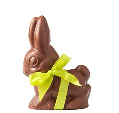 Credit: Laurent Rouvrais Milk-chocolate bunny £15 lamaisonduchocolat.co.uk