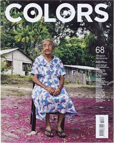 Colors Magazine - Amazon