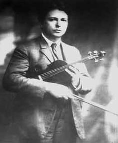 Georges Enesco, 1881 - 1955. 73; composer, violinist, conductor, pianist.