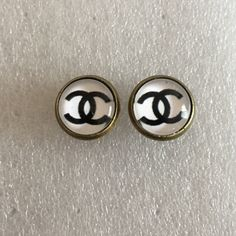 Non Chanel earrings Non Chanel earrings Jewelry Earrings