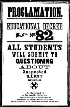 educational decree