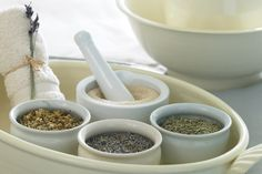 Herbal Medicine Kit: Preparations for External Use