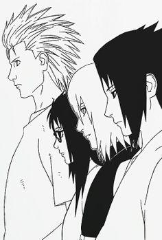 Suigetsu looks like Sakura.. Lol.