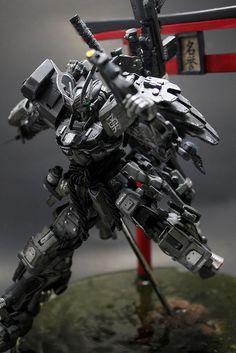 MG 1/100 Neo Kyutaro Gundam - Customized Build