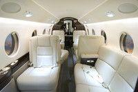 Gulfstream, Interior