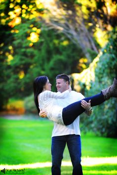Michele & Jeff's fun #engagement shoot at the Skylands Manor! (photo by www.deanmichaelstudio.com) #wedding #photography @Frungillo Caterers Caterers