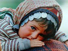 Bakhtiari little girl                                                       …