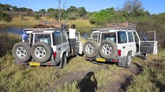 Botswana Off Road Tour by Private Safaris Safari, Offroad, Monster Trucks, Tours, 4x4 Trucks, Explore, Off Road