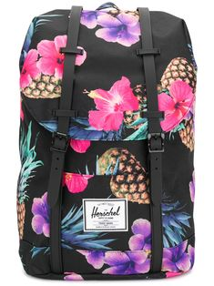 c4f045f7a498 Herschel Supply Co. Little America Backpack Mid-Volume - Black ...