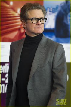 Colin Firth on Berlina...