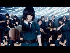 バイトル×欅坂46 CMメイキング映像 - YouTube