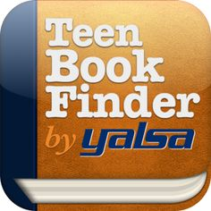 YALSA's Teen Book Finder by American Library Association app Library App, Library Services, Local Library, Teen Library, Ya Books, Good Books, Books To Read, Book Suggestions, Book Recommendations