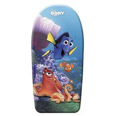 Prancha de Bodyboard da Dory, para apanhares as ondas na melhor companhia!