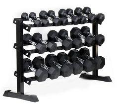Dumbbell Racks for Fitness