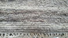 Hand woven throw rugs made from our core spun rug yarn. Rug Yarn, Prado, Rug Making, Throw Rugs, Farms, Shag Rug, Spinning, Lana, Hand Weaving