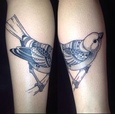 #bird #blackwork #dotwork