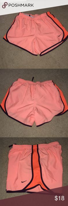 NIKE SHORTS child's XL Nike shorts (fitting like women's XS-S) NEVER WORN. Really bright in color.  I wanted to wear  just too long for my short legs ☹️ Nike Shorts