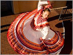 Folklorico dancer by acvb – experience hispanic culture and customs in albuquerque